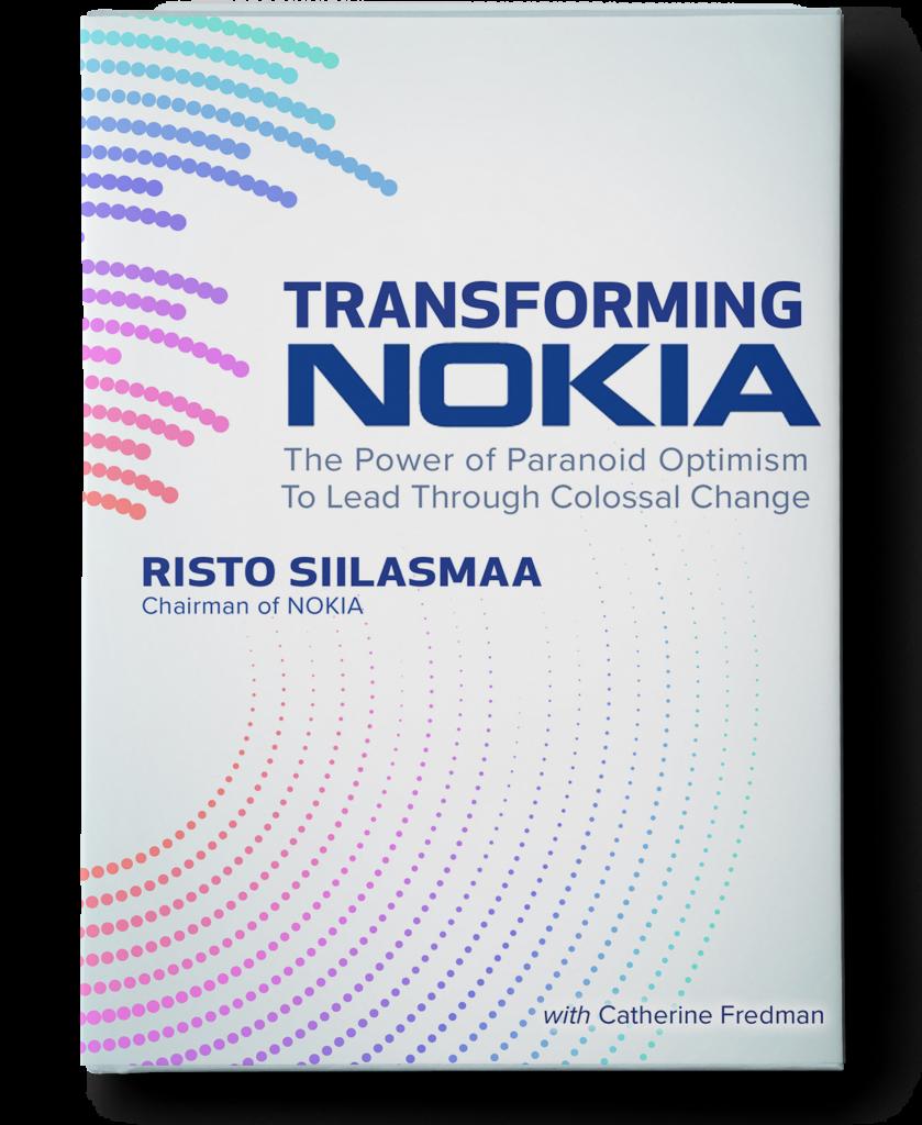 Transforming Nokia by Risto Siilasmaa